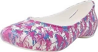 Womens Kelli Graphic Flat Shoes