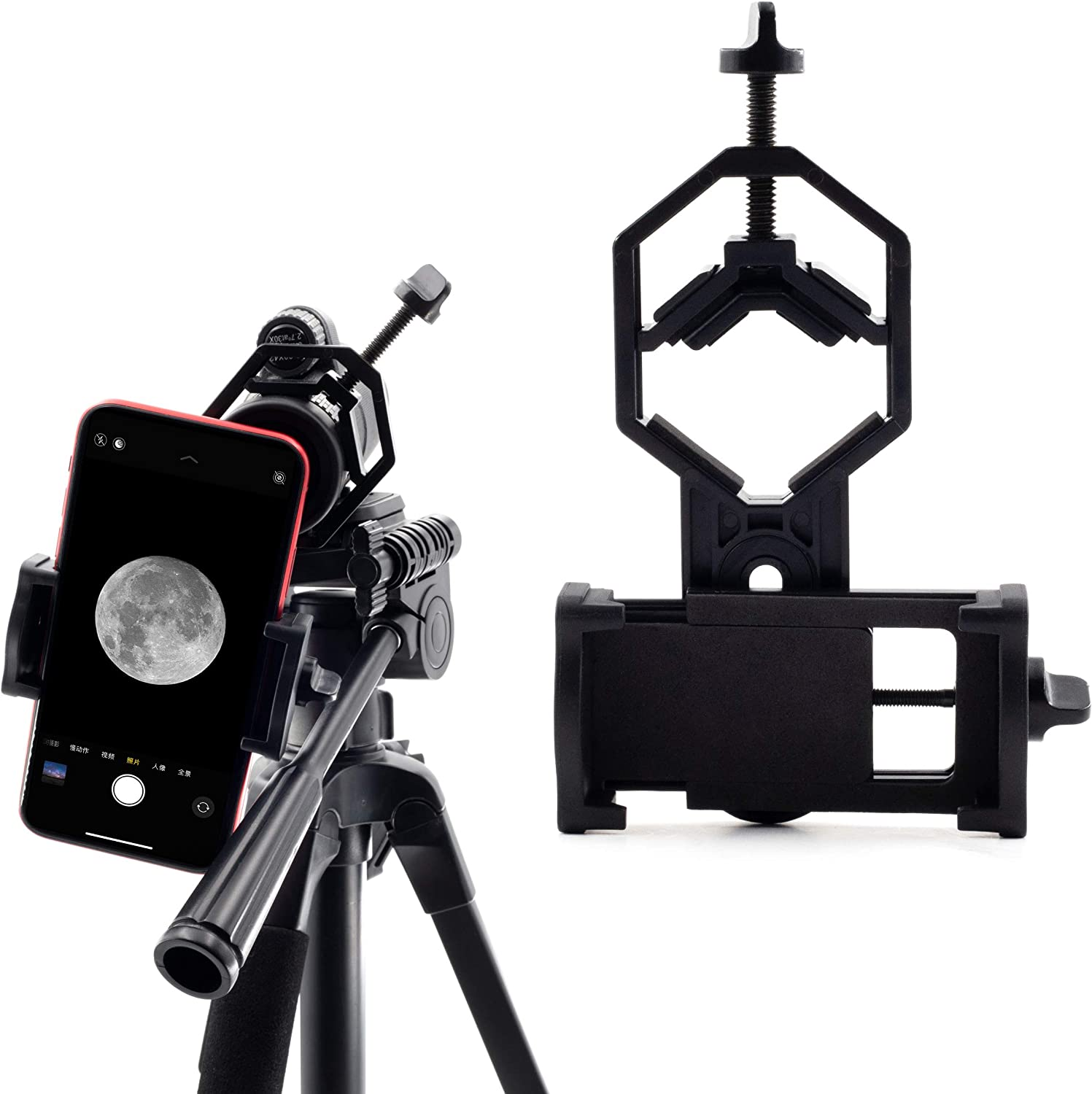 Basic Smartphone Max 47% OFF Adapter Universal Cell Mount Phone Ranking TOP12 for