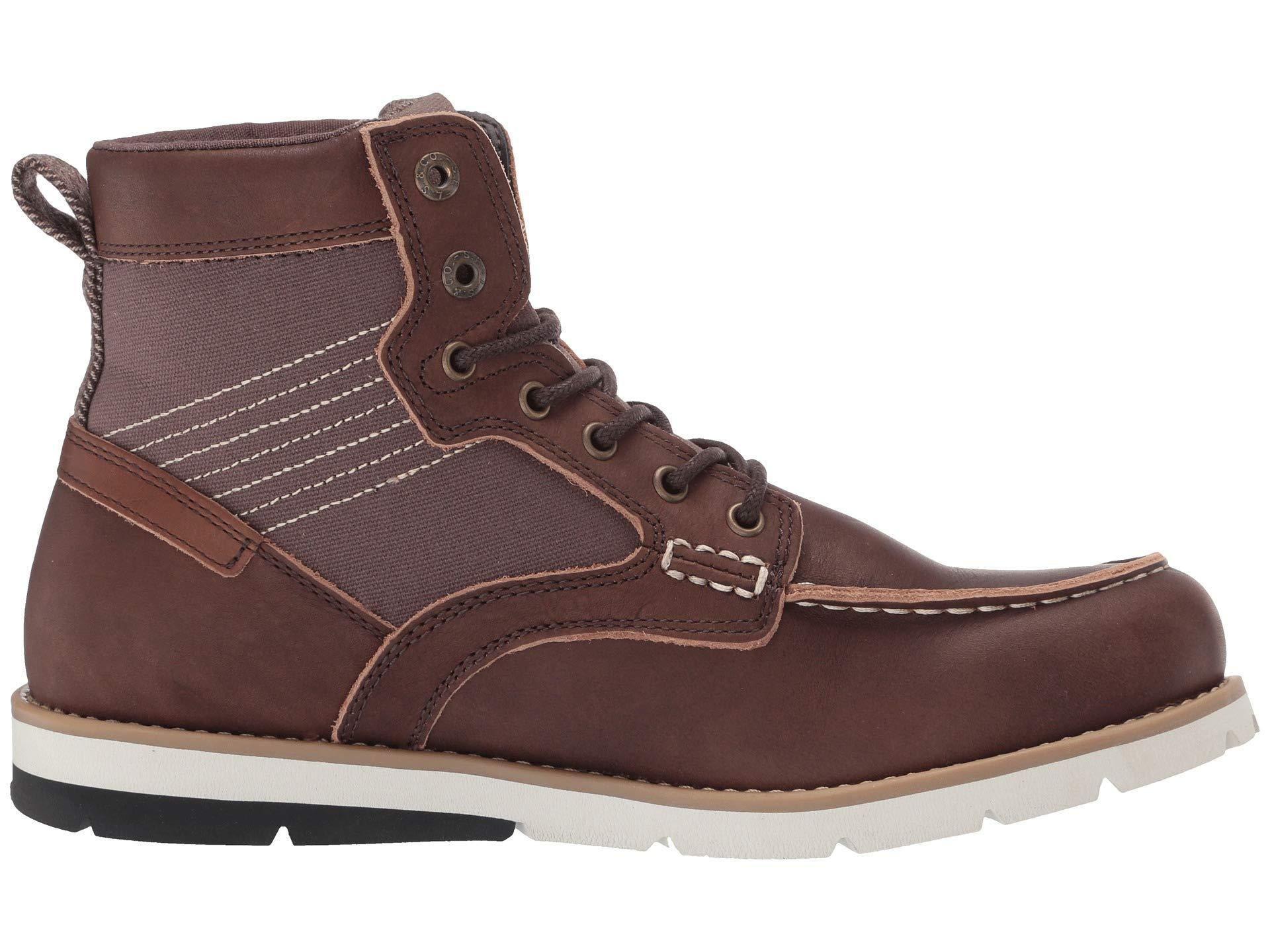 Brown Levi's® Dawson Lux C Shoes 1q47RY4