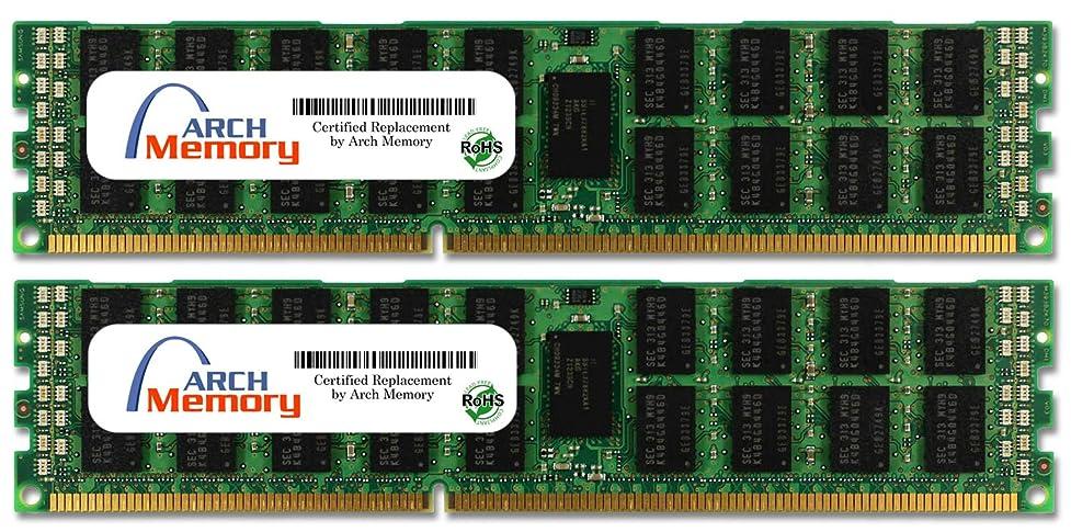 アンプシンジケート脈拍Arch Memory 16GB (2 x 8GB) 240ピン DDR3 ECC RDIMM RAM ASUS RS500-E6/PS4 ラックマウントサーバー用