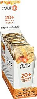 Manuka Doctor 20+ Honey Sachet, 24 Count