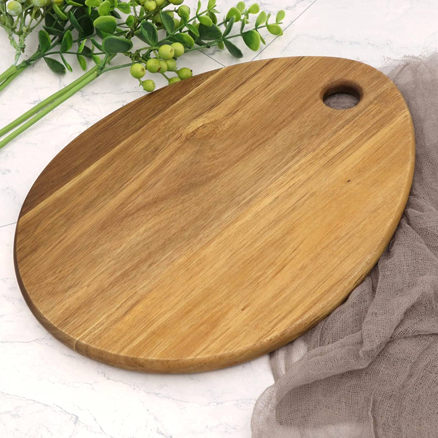N\C Japan Maker New Wooden Chopping Board Plate Food Max 65% OFF Kitchen Piz