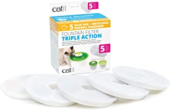 Catit 43745 Triple Action Fountain Filter