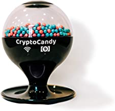 iozeta CryptoCandy - Touchless Candy Dispenser That Accepts payments in Bitcoin Cash and Other Cryptocurrency