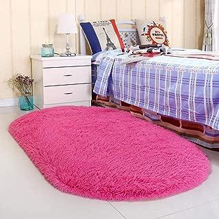 Noahas Ultra Soft 4.5cm Velvet Bedroom Rugs Kids Room Carpet Modern Shaggy Area Rugs Home..