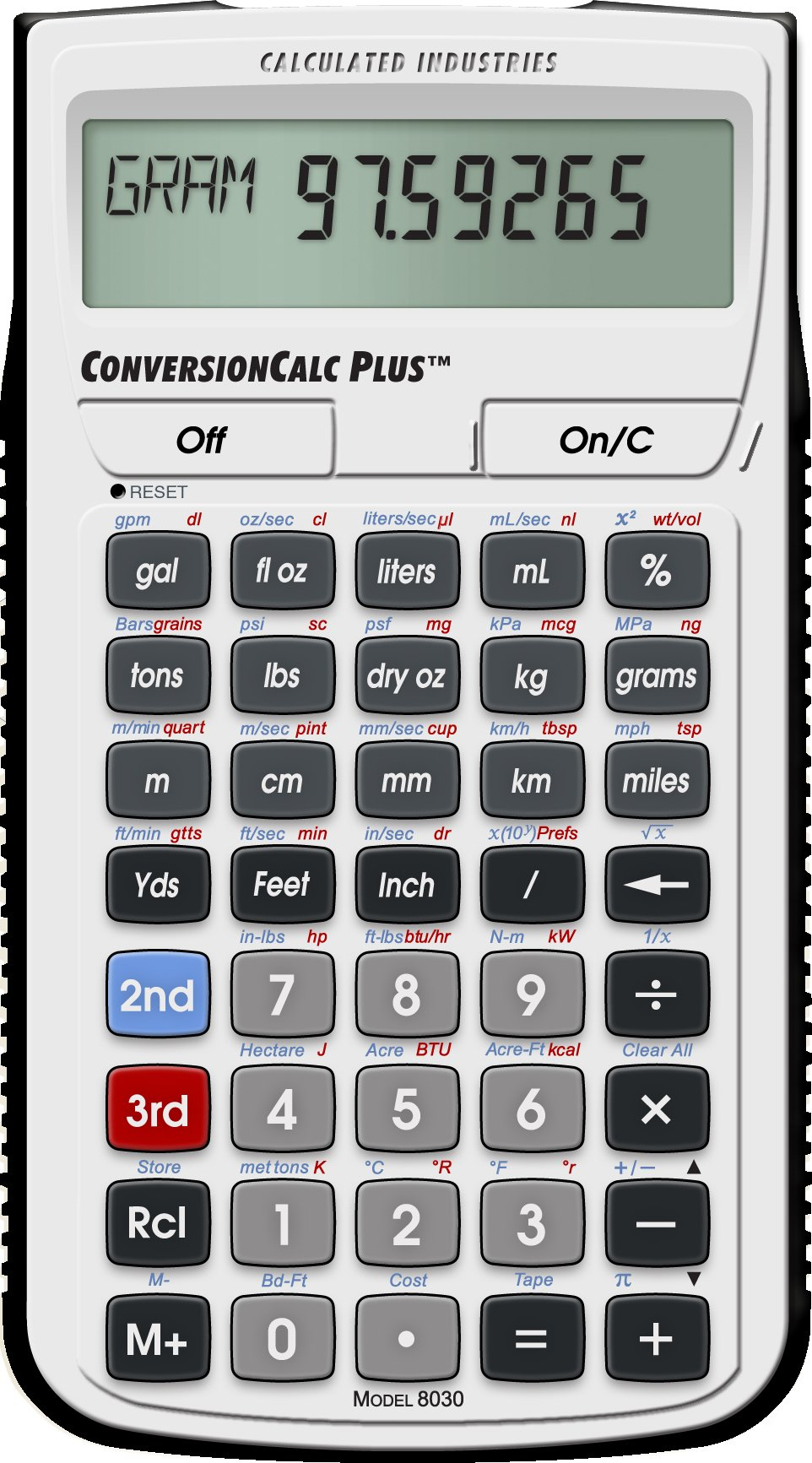 Check Out Conversion CalculatorProducts On Amazon!