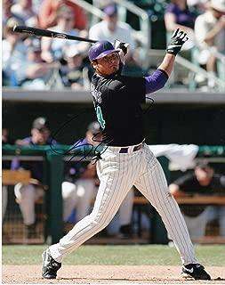 Sergio Santos Autographed Photo - ARIZONA DIAMONDBACKS 8x10 - Autographed MLB Photos