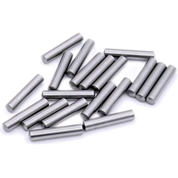 "Stainless Steel Dowel Pin Rod Hardened /& Ground C14B5 3//4/"" x 2 3//4/"" Qty 5"