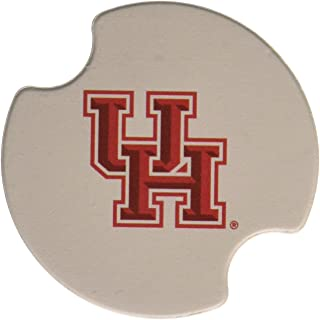 Thirstystone University of Houston Car Cup Holder Coaster, 2-Pack