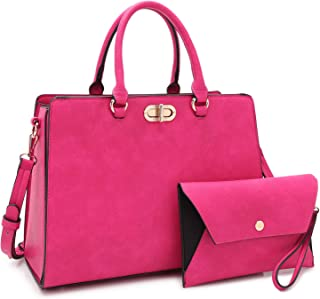 Best pink designer handbags Reviews