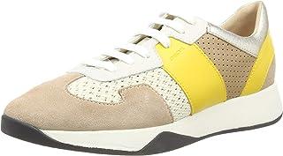 Geox D Suzzie B, Zapatillas Mujer