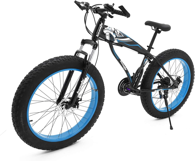 hosote Fat Tire Men's Mountain Bikes