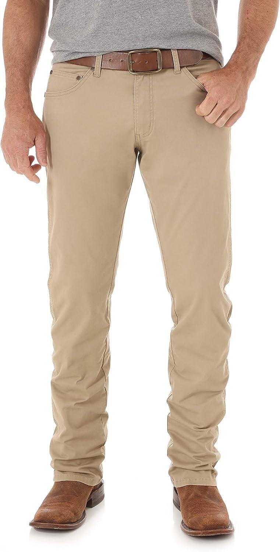 Wrangler Men's Retro 5 ☆ very popular Slim Jean Cheap SALE Start Leg Straight