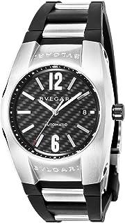[ブルガリ]BVLGARI 腕時計 EG40BSVD エルゴン ブラック メンズ [並行輸入品]