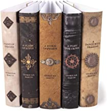 Game of Thrones Armor Book Set DUST Jackets ONLY (Books NOT Included)