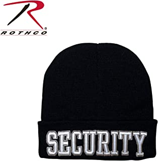 Rothco Deluxe Military Embroidered Watch Cap