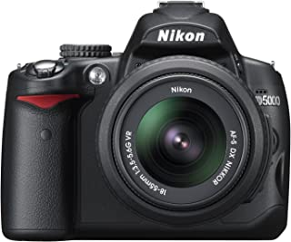 Nikon デジタル一眼レフカメラ D5000 レンズキット D5000LK