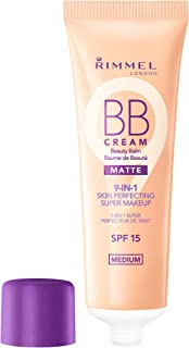 Rimmel London BB Cream Matte, 002 Medium, 30 ml
