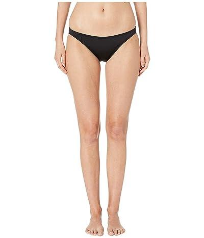 Kate Spade New York Classic Bikini Bottoms (Black) Women