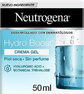 Neutrogena Hydro Boost Crema Gel Hidratante Facial con Ácido Hialurónico 50 ml