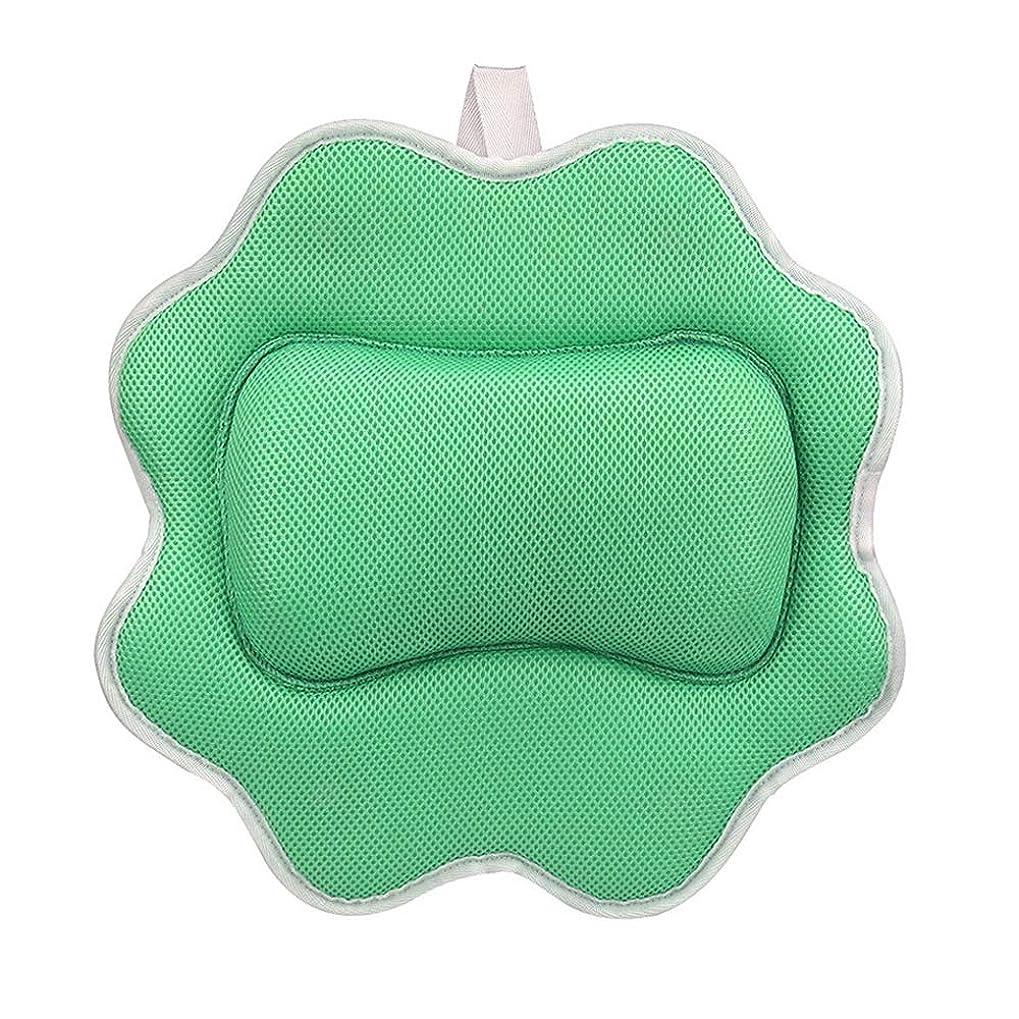 破滅的なカレンダー艶サンフラワーバスピロースパマッサージ枕用アップグレード5 dエアーメッシュ技術あなたの肌と首を保護、洗濯機で洗えます