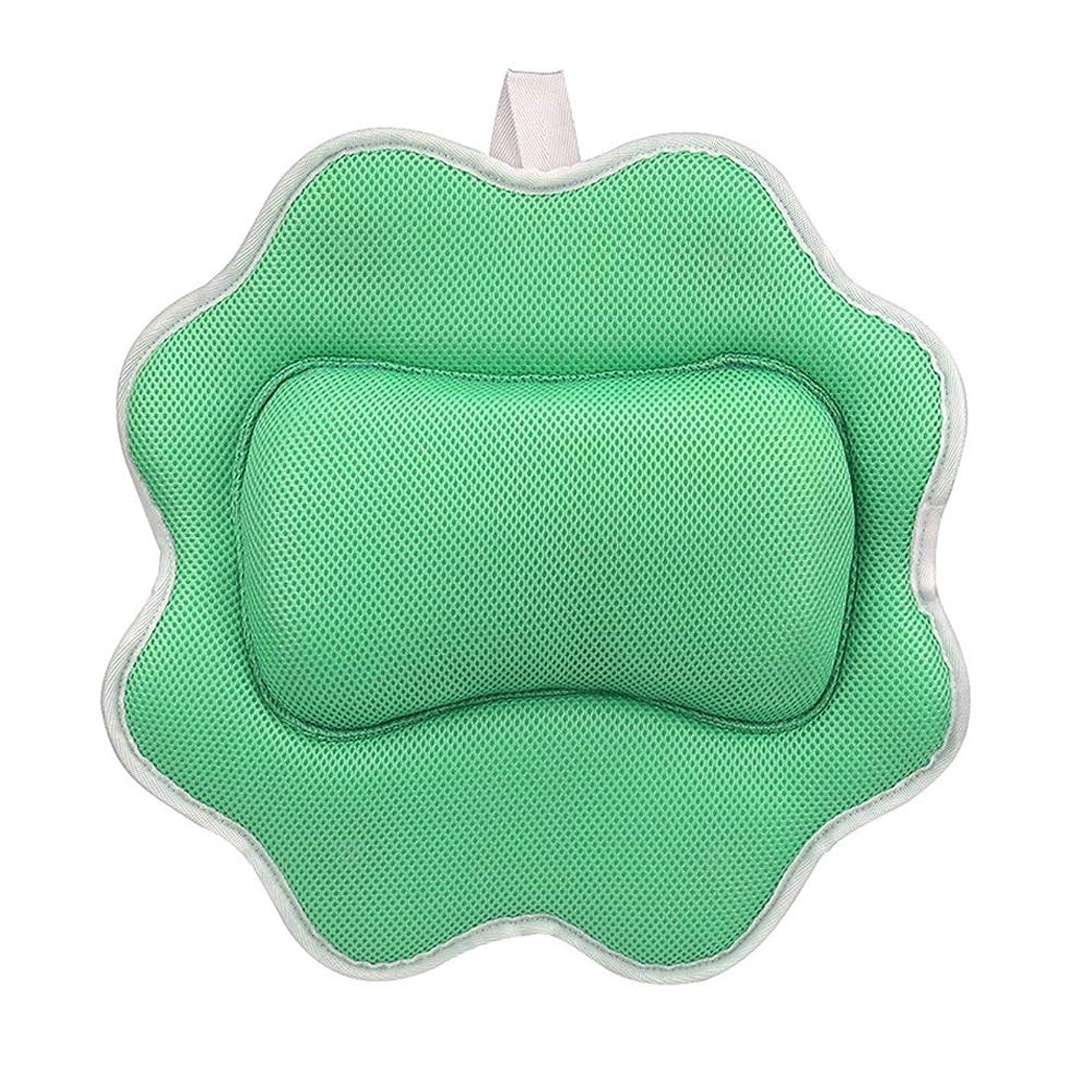 兵器庫派手暴露するサンフラワーバスピロースパマッサージ枕用アップグレード5 dエアーメッシュ技術あなたの肌と首を保護、洗濯機で洗えます