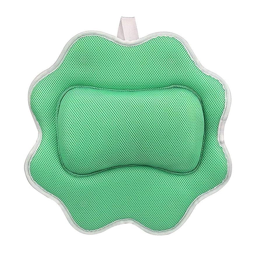 ステージミュージカル遺伝子サンフラワーバスピロースパマッサージ枕用アップグレード5 dエアーメッシュ技術あなたの肌と首を保護、洗濯機で洗えます