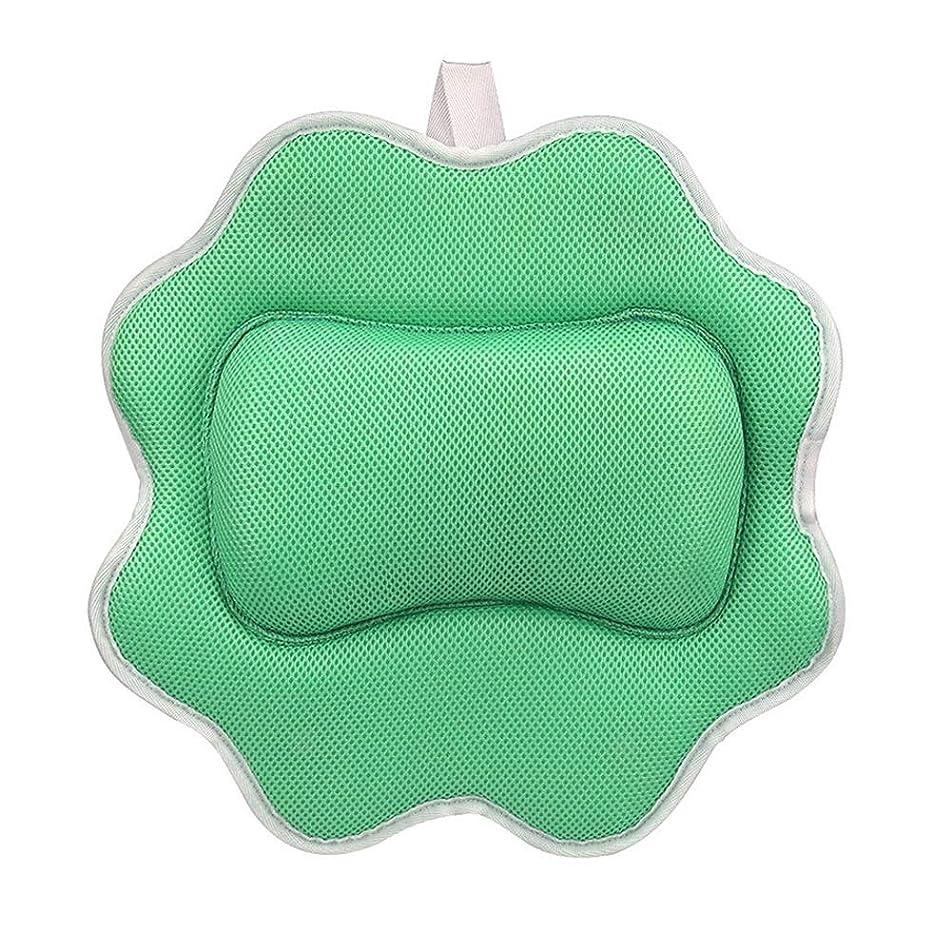 男らしさ有能な極めてサンフラワーバスピロースパマッサージ枕用アップグレード5 dエアーメッシュ技術あなたの肌と首を保護、洗濯機で洗えます