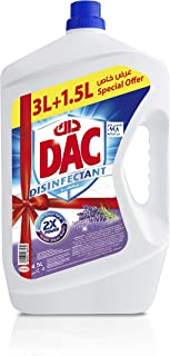 Dac Disinfectant Lavender 4.5 liters