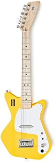Loog Pro VI Electric Guitar for Kids - Yellow
