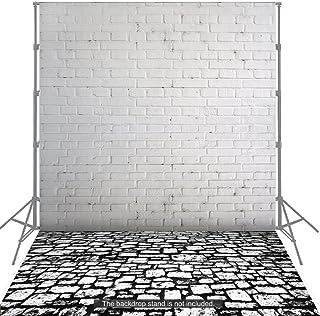Andoer 1.5 * 2m Fondo Fotografía Clásico de Moda Suelo de Madera para Estudio Fotógrafo Profesional (G)