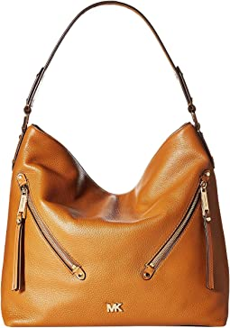8aa8f78a7aa269 Michael michael kors lydia large hobo | Shipped Free at Zappos