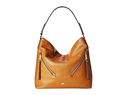 5f06ca658501 MICHAEL Michael Kors Evie Large Hobo at Zappos.com