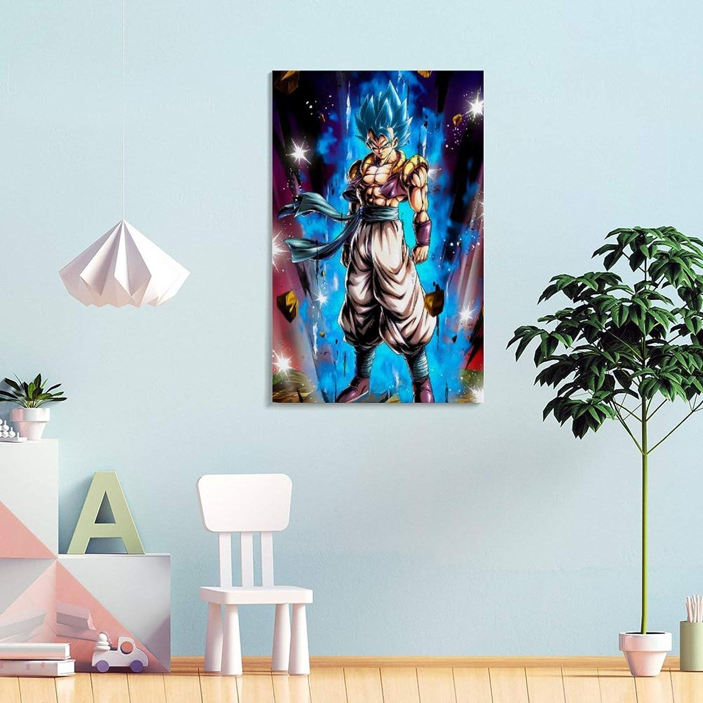 20 x 30 cm dise/ño moderno de la familia SHEFEI 6404-Goku P/óster de la bola del drag/ón y arte para pared