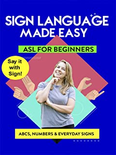 asl sign for every