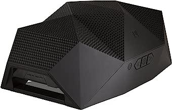 Outdoor Tech OT4200 Big Turtle Shell - Ultra Loud Rugged Bluetooth 4.0 Wireless Boombox & Powerbank (Black)