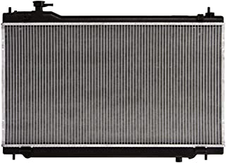 HAIHUA Complete Radiator,for Automatic Transmission 2003-2007 Infiniti G35 with Oil Cooler