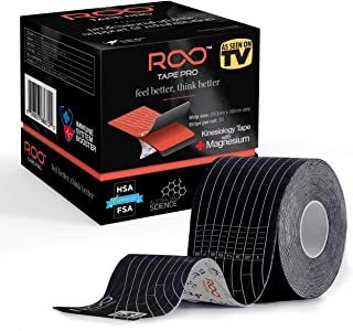 Roo Tape Kinesiology Tape - Australia's No. 1 PRECUT Kinesiology Tape and Athletic Tape to Treat Muscles & Joints with Add...