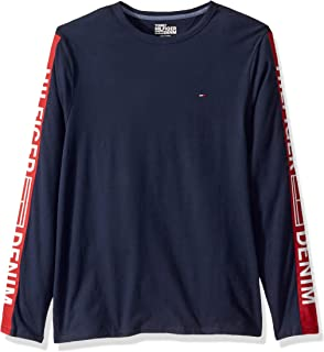 Men's THD Long Sleeve Logo T Shirt