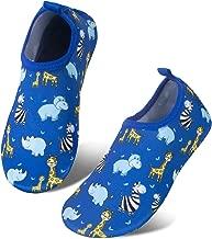 حذاء سباحة للأطفال مقاوم للانزلاق سريع الجفاف برفوت مائي مناسب للأولاد والبنات