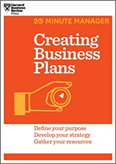 Creating Business Plans (20-Minute Manager Series)