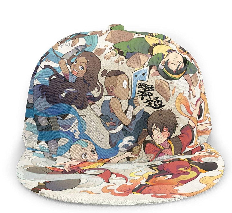 BLESS LINEN TV Series Avatar The Last Airbender Athletic Baseball Cap Dad Hat Ball Hat Cowboy Hat Beach Sun Hat