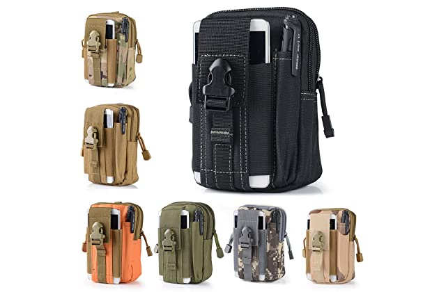 bc31a53c2fcd Best phone pouches for backpack | Amazon.com