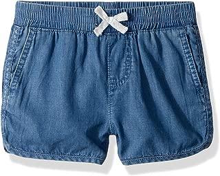 Girls' Lightweight Shorty Shorts