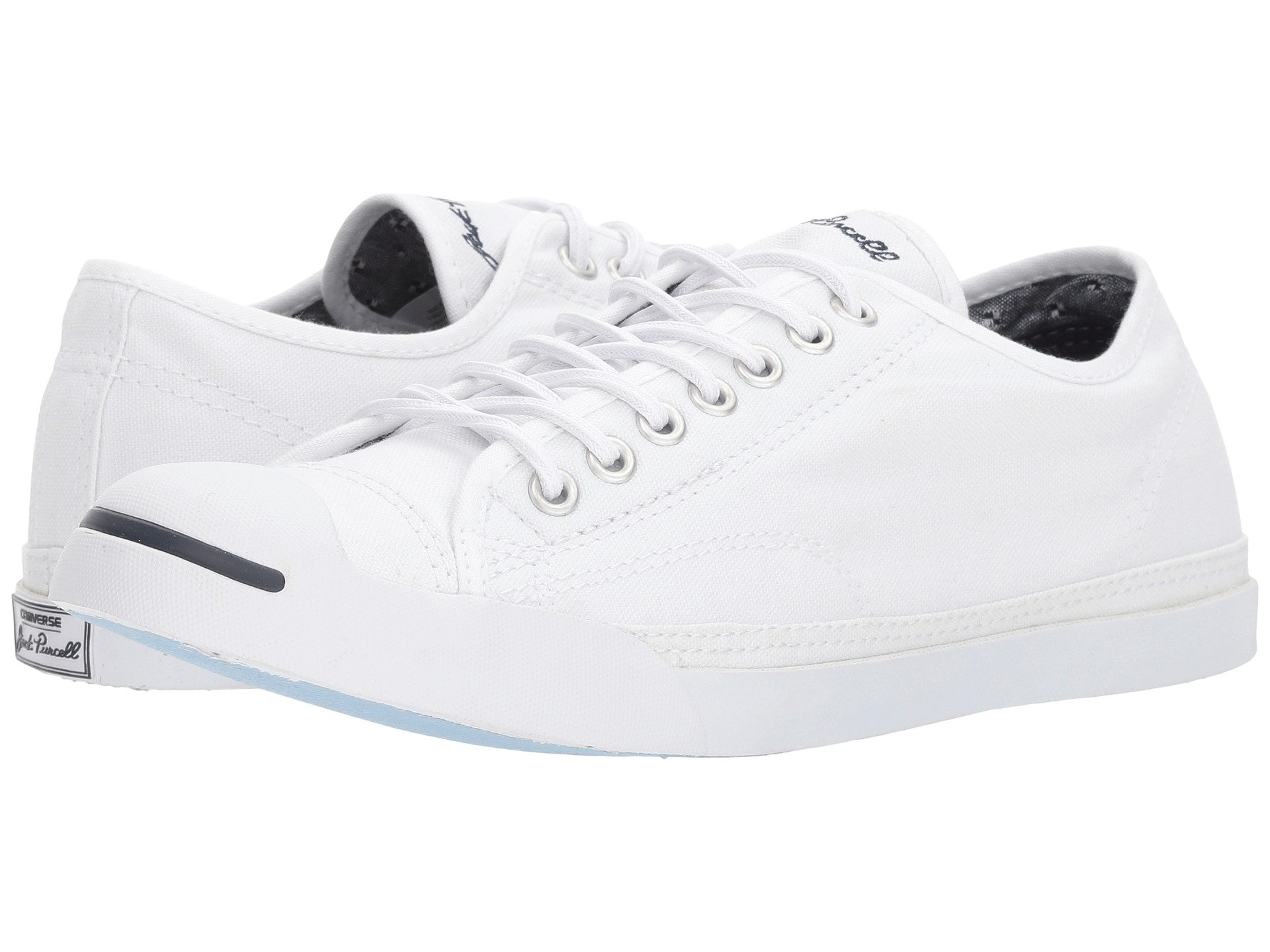 d30191f3340a Converse  Jack Purcell - Lp  Low Top Sneaker (Women) In White