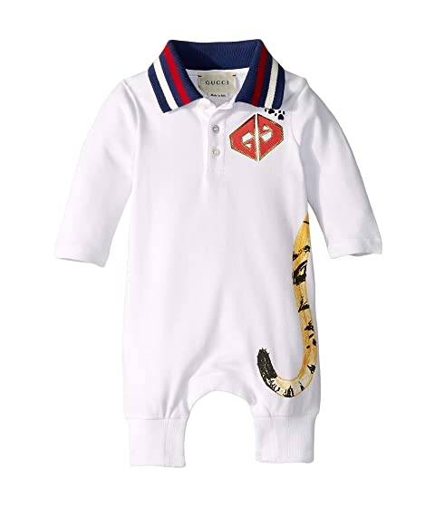 Gucci Kids Sleep Suit 547434XJAHR (Infant)