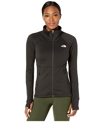 The North Face Canyonlands Full Zip (TNF Black) Women