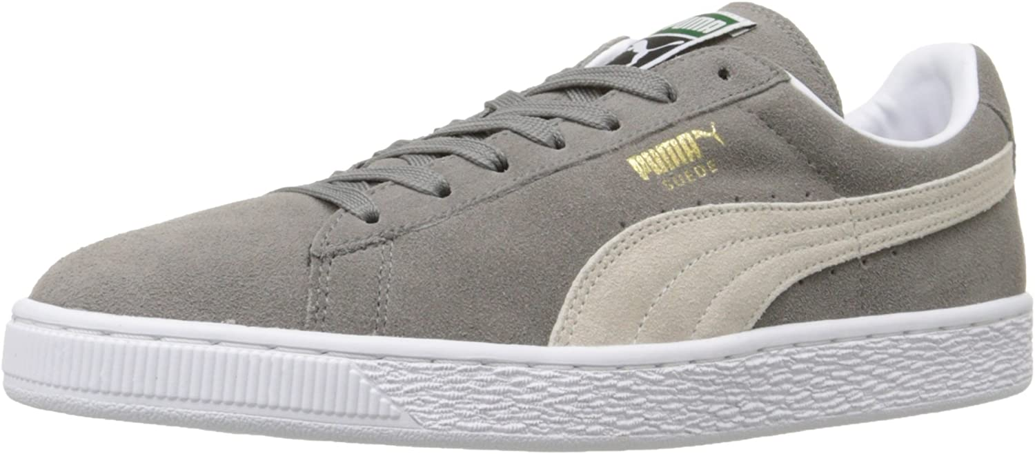 Puma Suede Classic+, Unisex Adults' Low-Top Trainers