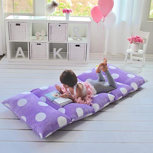 1b88dc1bb54f Butterfly Craze Girl's Floor Lounger Seats Cover and Pillow Cover Made of  Super Soft, Luxurious