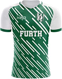 Airosportswear 2019-2020 Greuther Furth Home Concept Football Soccer T-Shirt Jersey - Little Boys